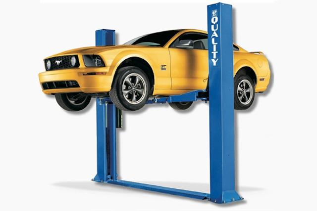 Mustang 2 post