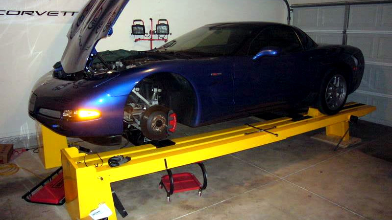 The Best Low Rise Vehicle Lift You Can Buy - The Kwik-Lift